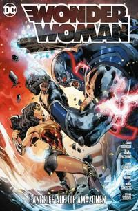 Wonder Woman (2. Serie) - Angriff auf die Amazonen, James Robinson, Emanuela Lupacchino, Stephen Segovia