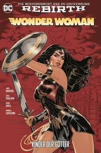 Wonder Woman (2. Serie) - Kinder der Götter, James D. Robinson, Sergio Fernandez Davila, Emanuela Lupacchino