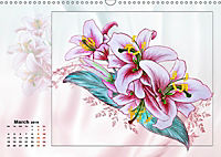 Wonderful harmony (Wall Calendar 2019 DIN A3 Landscape) - Produktdetailbild 3