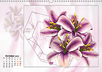 Wonderful harmony (Wall Calendar 2019 DIN A3 Landscape) - Produktdetailbild 10