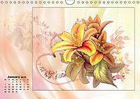 Wonderful harmony (Wall Calendar 2019 DIN A4 Landscape) - Produktdetailbild 1