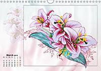 Wonderful harmony (Wall Calendar 2019 DIN A4 Landscape) - Produktdetailbild 3