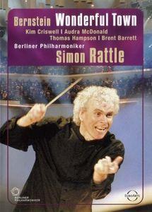 Wonderful Town, Sir Simon Rattle, Berliner Philharmoniker