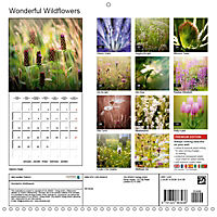 Wonderful Wildflowers (Wall Calendar 2019 300 × 300 mm Square) - Produktdetailbild 13
