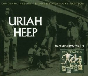 Wonderworld, Uriah Heep