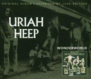 Wonderworld, Uriah Heep