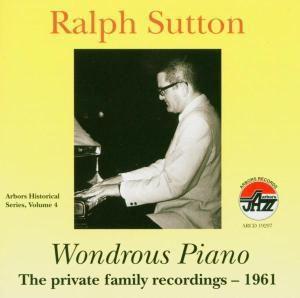 Wondrous Piano, Ralph Sutton