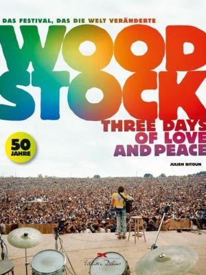 Woodstock - 50 Jahre, Julien Bitoun