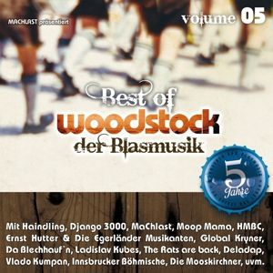 Woodstock Der Blasmusik-5 Ja, Diverse Interpreten