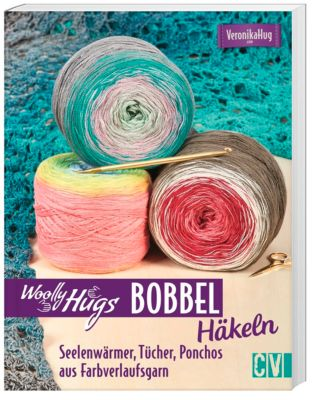 Woolly Hugs - Bobbel häkeln, Veronika Hug