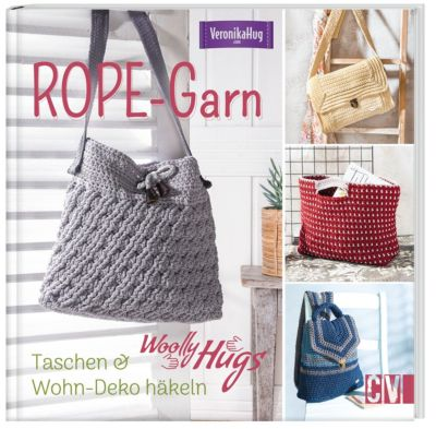 Woolly Hugs Rope-Garn - Veronika Hug pdf epub