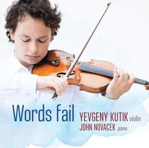 Words Fail, Yevgeny Kutik