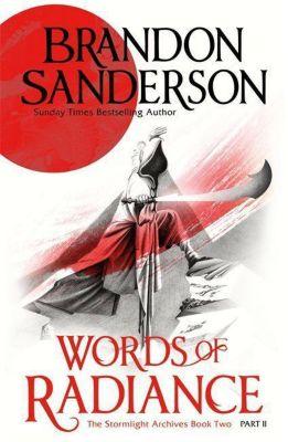 Words of Radiance, Brandon Sanderson