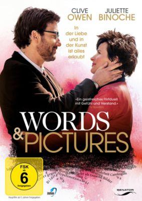Words & Pictures, Diverse Interpreten