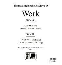 Work (Vinyl) - Produktdetailbild 1