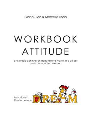 Workbook Attitude, Gianni Liscia, Jan Liscia, Marcello Liscia