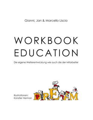 Workbook Education, Gianni Liscia, Jan Liscia, Marcello Liscia