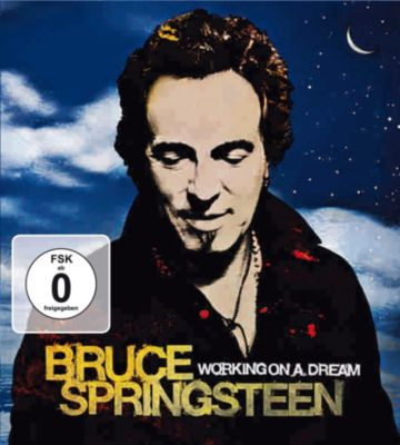 Working On A Dream (Limited Edition, CD+DVD), Bruce Springsteen