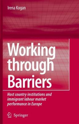 Working Through Barriers, Irena Kogan
