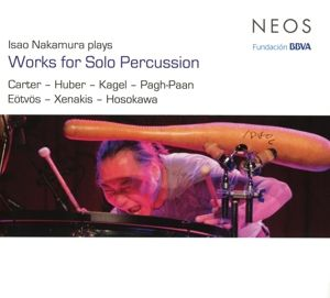 Works For Solo Percussion, Isao Nakamura