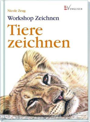 Workshop Zeichnen, Tiere zeichnen, Nicole Zeug