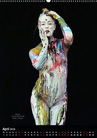 World Bodypainting Festival (Wandkalender 2019 DIN A2 hoch) - Produktdetailbild 4