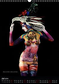 World Bodypainting Festival (Wandkalender 2019 DIN A3 hoch) - Produktdetailbild 7