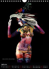 World Bodypainting Festival (Wandkalender 2019 DIN A4 hoch) - Produktdetailbild 7