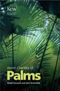World Checklist of Palms, Rafael Govaerts