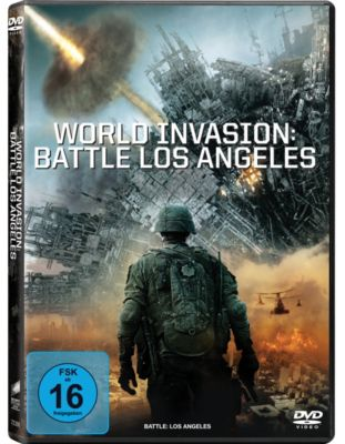 World Invasion: Battle Los Angeles, Christopher Bertolini