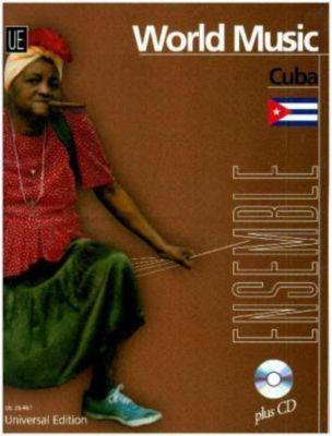 World Music Cuba, Ensemble, m. Audio-CD plus