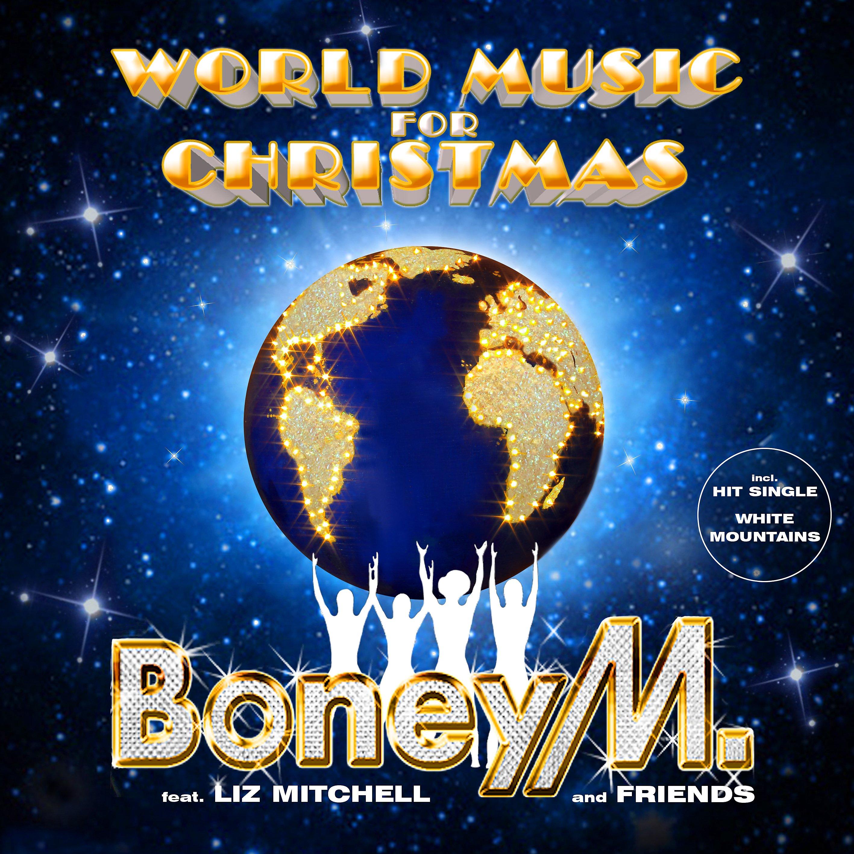 World Music For Christmas CD von Boney M. bei Weltbild.de