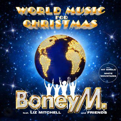 World Music For Christmas, Boney M.