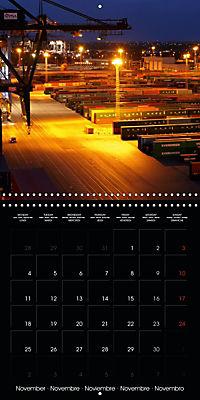 World of Container Ships (Wall Calendar 2019 300 × 300 mm Square) - Produktdetailbild 11