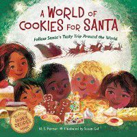 World of Cookies for Santa, M.E. Furman