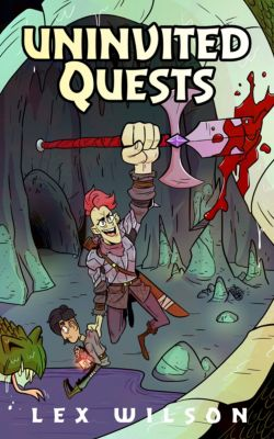 World of Hyrt: Uninvited Quests, Lex Wilson