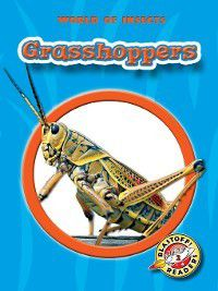 World of Insects: Grasshoppers, Emily K. Green