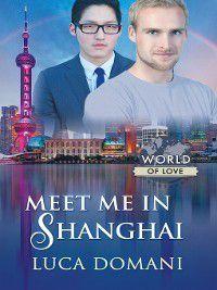 World of Love: Meet Me in Shanghai, Luca Domani