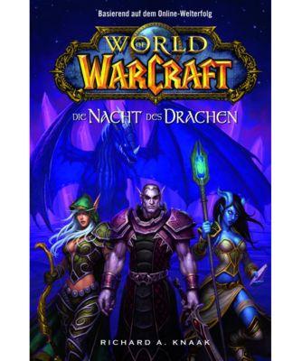 World of Warcraft Band 5: Die Nacht des Drachen, Richard A. Knaak