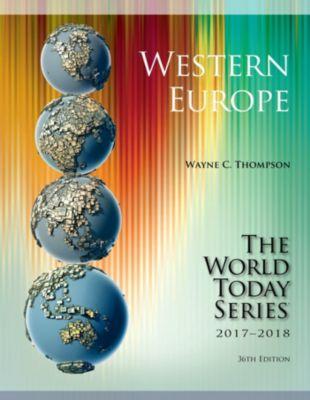 World Today (Stryker): Western Europe 2017-2018, Wayne C. Thompson