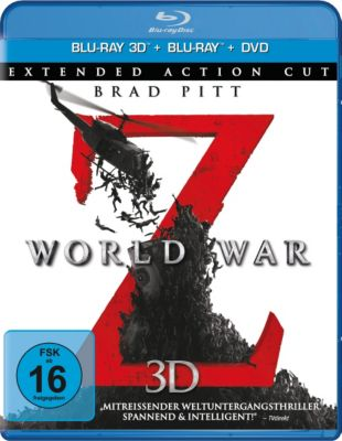 World War Z - 3D-Version, Max Brooks