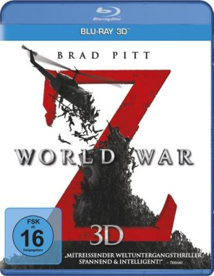 World War Z - 3D-Version, Max Brooks, Matthew Michael Carnahan, J. Michael Straczynski