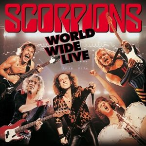 World Wide Live (50th Anniversary Deluxe Edition), Scorpions