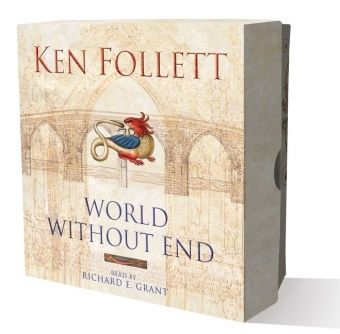 World without End, 12 Audio-CDs, Ken Follett