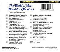 Worlds Most Beautiful Melodie - Produktdetailbild 1