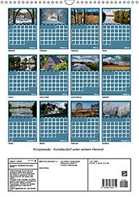 Worpswede - Künstlerdorf unter weitem Himmel (Wandkalender 2019 DIN A3 hoch) - Produktdetailbild 1