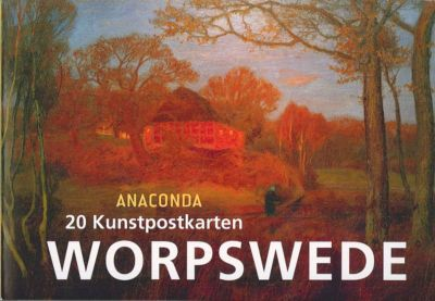 Worpswede, Postkartenbuch