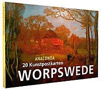 Worpswede, Postkartenbuch - Produktdetailbild 2