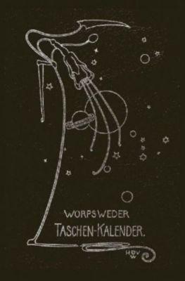 Worpsweder Taschenkalender, dunkelbraun