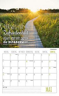 Worte für die Seele Kalender 2018 + 2 Blechschilder - Produktdetailbild 5